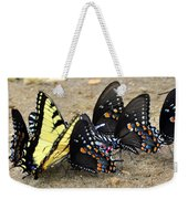 Butterflies By The Buches Weekender Tote Bag