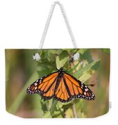 Butterfly - Monarch - Resting Weekender Tote Bag