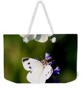 Butterfly - Visiting Weekender Tote Bag