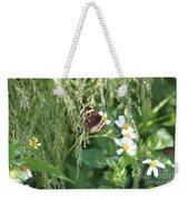 Butterfly 11 Weekender Tote Bag