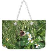 Butterfly 13 Weekender Tote Bag