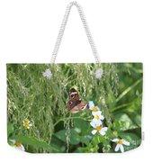 Butterfly 14 Weekender Tote Bag