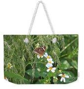 Butterfly 15 Weekender Tote Bag