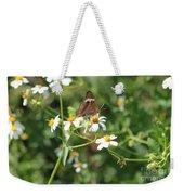 Butterfly 24 Weekender Tote Bag