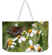 Butterfly 41 Weekender Tote Bag