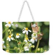 Butterfly 44 Weekender Tote Bag