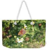 Butterfly 46 Weekender Tote Bag