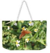 Butterfly 48 Weekender Tote Bag