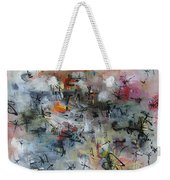 Butterfly And Dragonfly Paintings Weekender Tote Bag