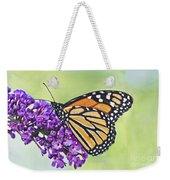 Butterfly Beauty-monarch Weekender Tote Bag