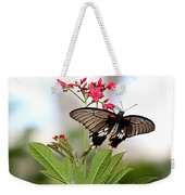 Butterfly Candy Weekender Tote Bag