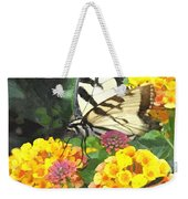 Butterfly Dining Bdwc Weekender Tote Bag