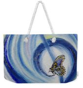 Butterfly Weekender Tote Bag by Draia Coralia