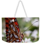 Butterfly Friendship Card Weekender Tote Bag