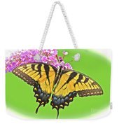 Butterfly In Candyland Weekender Tote Bag