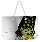Butterfly Leaves Weekender Tote Bag