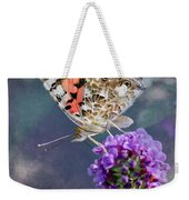 Butterfly Love Weekender Tote Bag