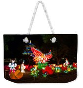 Butterfly Lovers Weekender Tote Bag by Semmick Photo