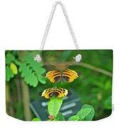 Butterfly Lovers Weekender Tote Bag
