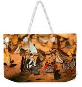 Butterfly Menagerie Weekender Tote Bag