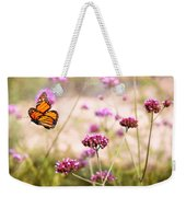 Butterfly - Monarach - The Sweet Life Weekender Tote Bag