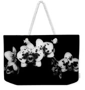 Butterfly Orchid In The Shadows Weekender Tote Bag