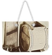 Buttermilk Churn 3540 Weekender Tote Bag