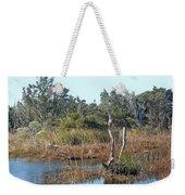 Buxton Salt Marsh - Outer Banks Nc Weekender Tote Bag