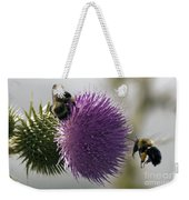 Buzz And Munch Weekender Tote Bag