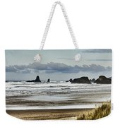 By The Sea - Seaside Oregon State  Weekender Tote Bag