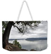 By The Still Waters Weekender Tote Bag