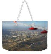 By Water  By Air Weekender Tote Bag
