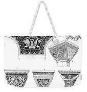 Byzantine Ornament Weekender Tote Bag