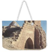 Byzantine Ruins Weekender Tote Bag by Photo Researchers, Inc.
