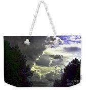C Is For Clouds Weekender Tote Bag