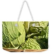 Cabbage Heads Weekender Tote Bag