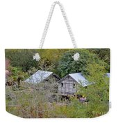 Cabins Weekender Tote Bag