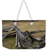 Cable Mill Barn In Cade's Cove No.123 Weekender Tote Bag