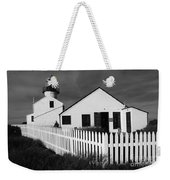 Cabrillio Lighthouse Weekender Tote Bag
