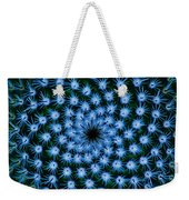 Cacti Blues Weekender Tote Bag