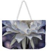 Cactus Flower Weekender Tote Bag