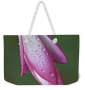 Cactus Flower Drops Weekender Tote Bag