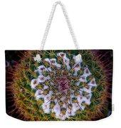 Cactus Radiance Weekender Tote Bag
