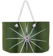 Cactus Spines, Saguaro National Park Weekender Tote Bag