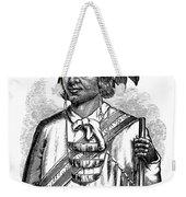 Caddo Chief, 1879 Weekender Tote Bag