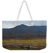 Cade's Cove - Smoky Mountain National Park Weekender Tote Bag