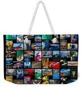 Cadillac Art Weekender Tote Bag