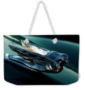Cadillac Hood Angel Weekender Tote Bag
