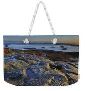 Cadillac Mountain And Frenchman's Bay Weekender Tote Bag