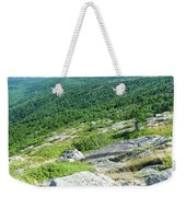 Cadillac Mountain Rocky View Weekender Tote Bag